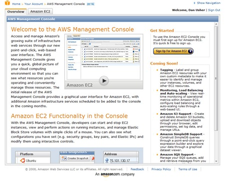 aws-management-console